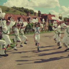 Morris Men, Stealing Sheep, And An Apparition
