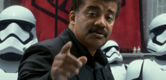 Neil deGrasse Tyson Talks Star Wars: The Force Awakens
