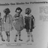 Portsmouth, Alien Invasion – Children's Gas Masks